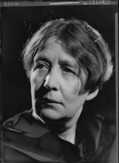 Sylvia Pankhurst, by Howard Coster, 1938 - NPG x24527 - © National Portrait Gallery, London