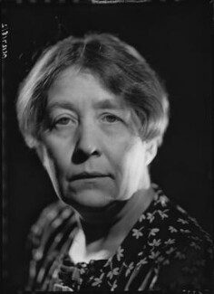 Sylvia Pankhurst, by Howard Coster, 1938 - NPG x24528 - © National Portrait Gallery, London