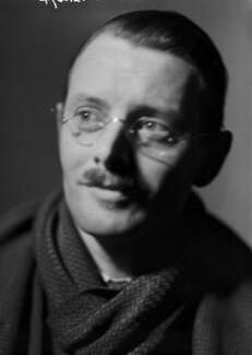 Sean O'Faolain, by Howard Coster - NPG x24642