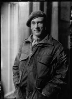 John Rattenbury Skeaping, by Howard Coster, 1943 - NPG x24649 - © National Portrait Gallery, London