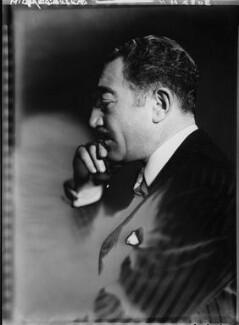 Michael Arlen, by Howard Coster, 1935 - NPG x2466 - © National Portrait Gallery, London