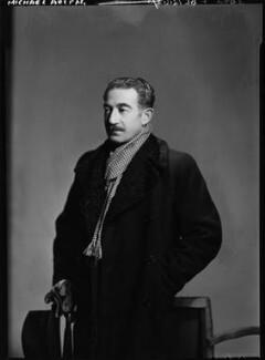 Michael Arlen, by Howard Coster, 1935 - NPG x2467 - © National Portrait Gallery, London