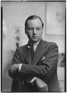 Rodney Ackland, by Howard Coster, 1936 - NPG x2496 - © National Portrait Gallery, London