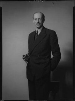 Sir Basil Henry Liddell Hart, by Howard Coster - NPG x25406