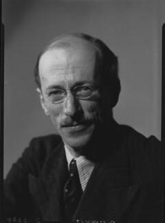 Sir Basil Henry Liddell Hart, by Howard Coster - NPG x25407