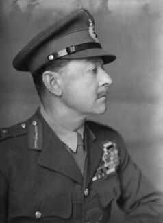 Harold Rupert Leofric George Alexander, 1st Earl Alexander of Tunis, by Howard Coster, 1946 - NPG x2562 - © National Portrait Gallery, London