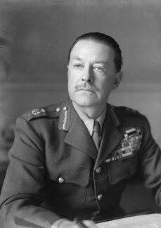 Harold Rupert Leofric George Alexander, 1st Earl Alexander of Tunis, by Howard Coster, 1946 - NPG x2563 - © National Portrait Gallery, London