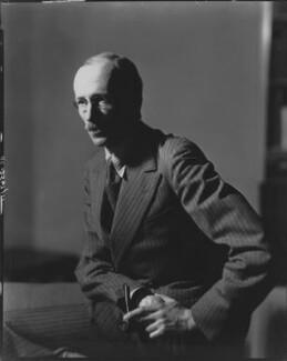 Sir Basil Henry Liddell Hart, by Howard Coster - NPG x25784