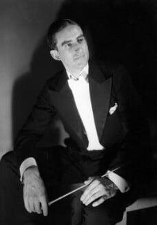 Richard Austin, by Howard Coster, 1930 - NPG x2626 - © National Portrait Gallery, London
