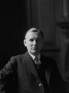 Harold Harington Balfour, 1st Baron Balfour of Inchrye, by Howard Coster - NPG x2885