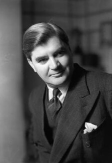 Aneurin Bevan, by Howard Coster, 1943 - NPG x2930 - © National Portrait Gallery, London