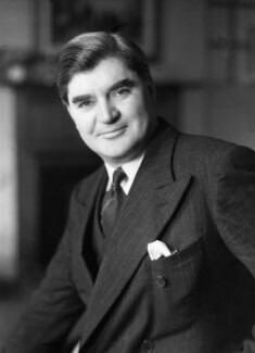 Aneurin Bevan, by Howard Coster - NPG x2931