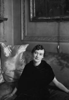 Elizabeth (née Asquith), Princess Bibesco, by Howard Coster, 1937 - NPG x2953 - © National Portrait Gallery, London
