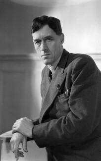 Patrick Maynard Stuart Blackett, Baron Blackett, by Howard Coster - NPG x2989