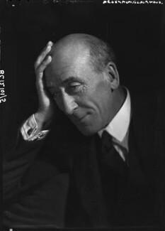 Algernon Henry Blackwood, by Howard Coster - NPG x2994