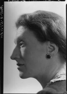 Elizabeth Bowen, by Howard Coster - NPG x3054
