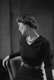 Margaret Ann d'Abreu (née Bowes-Lyon), by Howard Coster - NPG x3069