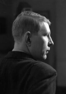 W.H. Auden, by Howard Coster - NPG x3088