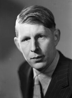 W.H. Auden, by Howard Coster - NPG x3090