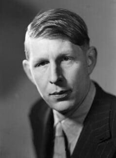 W.H. Auden, by Howard Coster, 1937 - NPG x3090 - © National Portrait Gallery, London