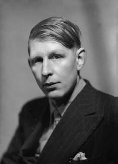 W.H. Auden, by Howard Coster - NPG x3093