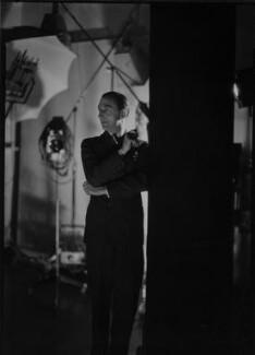 Edmund George Valpy Knox, by Howard Coster - NPG x3360