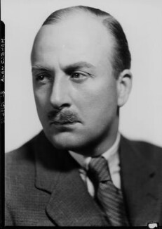Sir Alan John Cobham, by Howard Coster, 1927 - NPG x3392 - © National Portrait Gallery, London