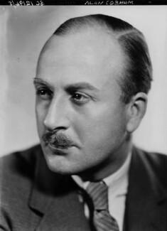 Sir Alan John Cobham, by Howard Coster, 1927 - NPG x3394 - © National Portrait Gallery, London