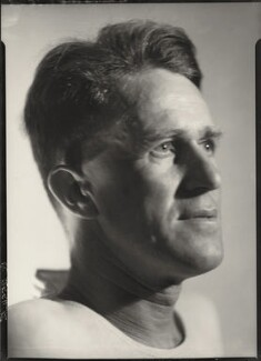 T.E. Lawrence, by Howard Coster, 13 October 1931 - NPG x3553 - © National Portrait Gallery, London