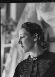 Amy Johnson, by Howard Coster, 1937 - NPG x3569 - © National Portrait Gallery, London