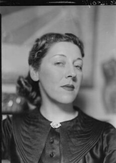 Amy Johnson, by Howard Coster, 1937 - NPG x3573 - © National Portrait Gallery, London
