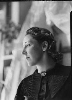 Amy Johnson, by Howard Coster, 1937 - NPG x3574 - © National Portrait Gallery, London