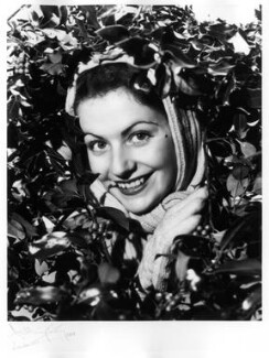 Margaret Lockwood, by Anthony Buckley - NPG x75894