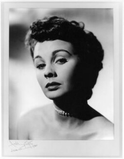 Jean Simmons, by Anthony Buckley - NPG x75958