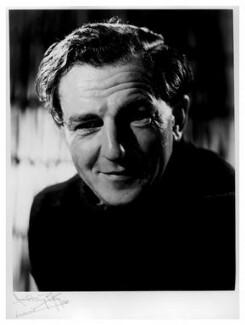 Rupert Davies, by Anthony Buckley - NPG x75960