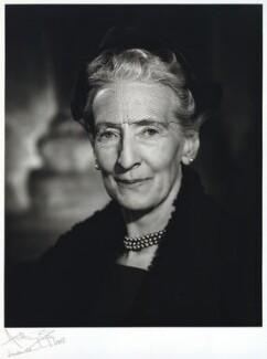 Marjorie Fielding, by Anthony Buckley - NPG x76104