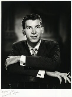 Richard Easton, by Anthony Buckley - NPG x76111