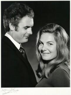 Hugo Jeurne; Mrs Hugo Jeurne, by Anthony Buckley - NPG x76452