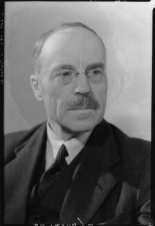 Sir Henry Thomas Tizard, by Howard Coster, 1942 - NPG x81703 - © National Portrait Gallery, London