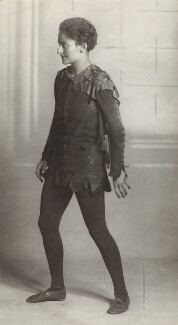 Jean Forbes-Robertson as Peter Pan in 'Peter Pan', by Bassano Ltd - NPG x83056