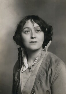 Rowena Jerome, by Bassano Ltd, 1913 - NPG x83101 - © National Portrait Gallery, London