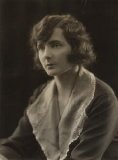 Phyllis Joyce, by Bassano Ltd - NPG x83109
