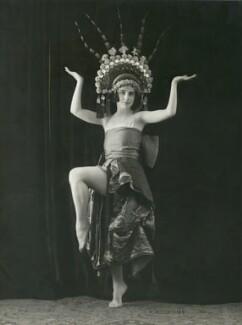 Madame Lillebil Ibsen (née Sofie Parelius Krohn), by Bassano Ltd - NPG x83145