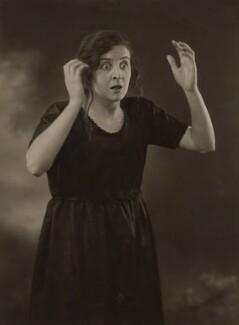 Doris Lloyd as Joyce in 'The Edge O'Beyond', by Bassano Ltd - NPG x83148