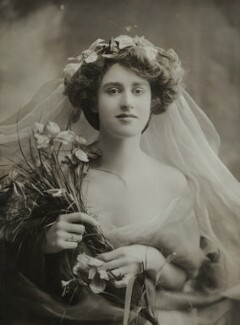 Daisy Markham, by Bassano Ltd - NPG x83212