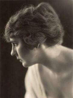 Gertrude McCoy, by Bassano Ltd - NPG x83283