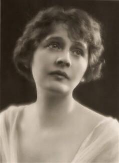 Gertrude McCoy, by Bassano Ltd - NPG x83284
