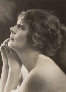 Gertrude McCoy, by Bassano Ltd - NPG x83285