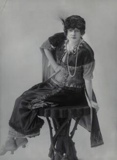Gertie Millar as Lady Babby in 'Gipsy Love', by Bassano Ltd, 8 July 1912 - NPG x83339 - © National Portrait Gallery, London