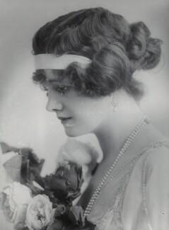 Gertie Millar as Lady Babby in 'Gipsy Love', by Bassano Ltd - NPG x83343